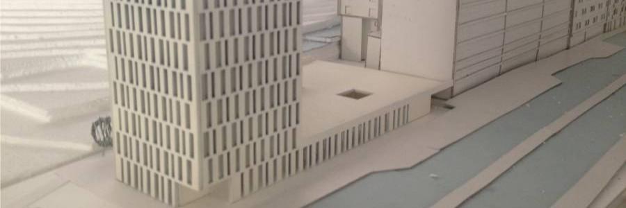 A arquitetura no corte a laser | Eliana da Silva