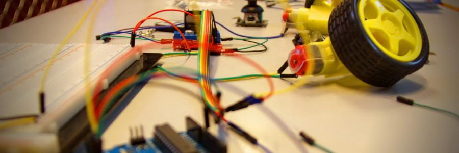FabLab Coimbra com Workshop de Robótica