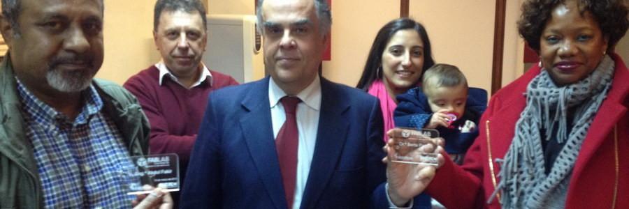 Visita do Vice-Presidente da Ordem dos Engenheiros de Moçambique ao FabLab Coimbra