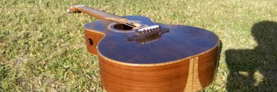 Guitarras Personalizadas | Diogo Ferreira