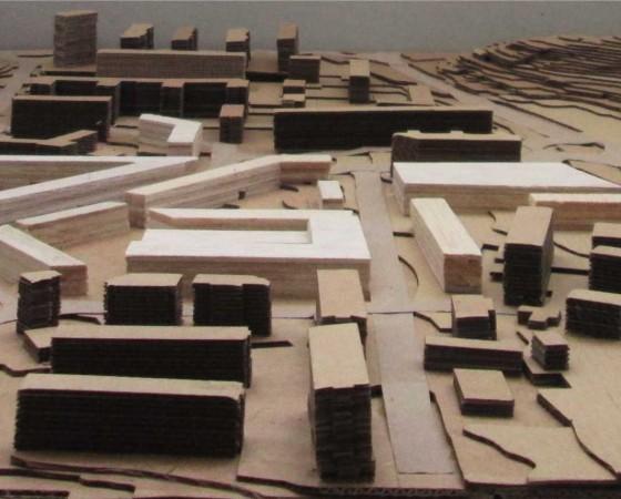 Maquete de Arquitetura | Mariana Carvalho