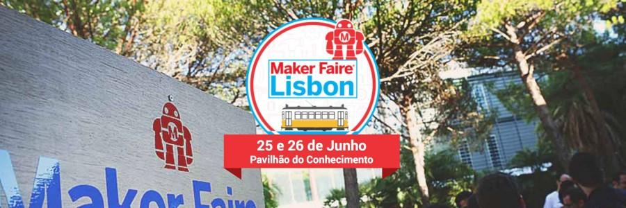 FabLab Coimbra participa na Maker Faire Lisbon