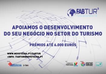 FabTur³ – Rumo ao Turismo 4.0