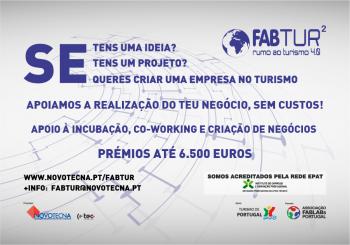 FabTur² – Rumo ao Turismo 4.0