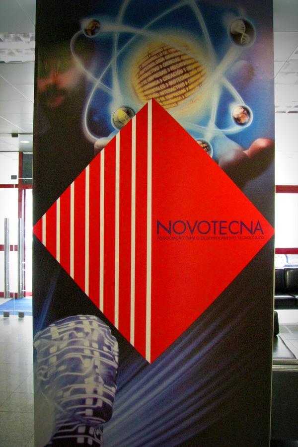 Bem-vindo à Novotecna