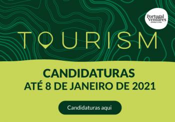Portugal Ventures – Candidaturas a decorrer à Call Tourism